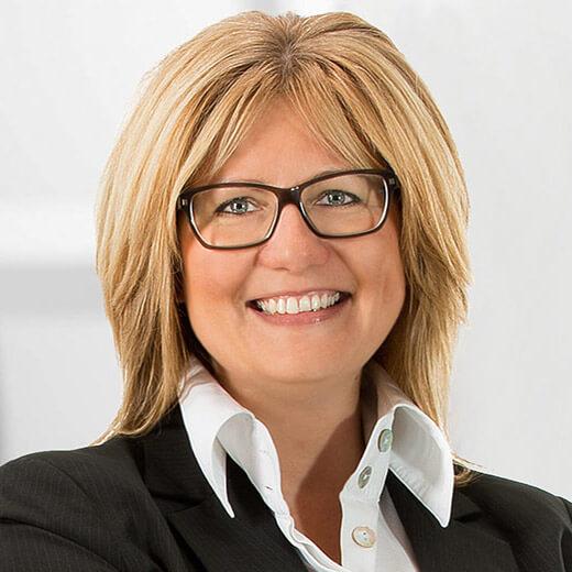 Ivonne Buchholz, Geschäftsführerin der plantamedium GmbH